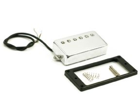 Kent Armstrong 6 Shooter PAF Style Chrome Cover Pickup